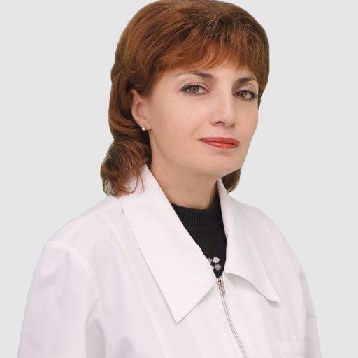 Барсегян Аида Леонидовна