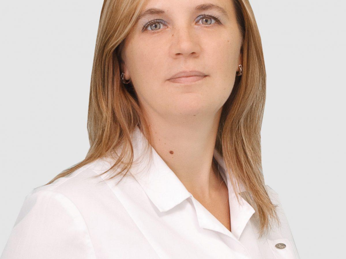 Дегтеренко Ирина Анатольевна