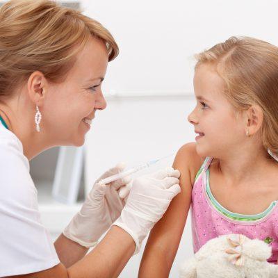Прививка от гриппа детям